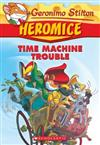 Heromice #7: Time Machine Trouble