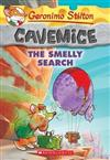 Smelly Search (Geronimo Stilton Cavemice #13), The