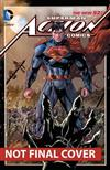Superman Action Comics: Volume 4: Hybrid