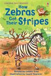 How Zebras Got Their Stripes