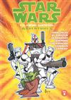 Star Wars Clone Wars Adventures, Vol. 3