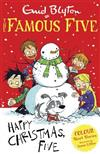 Famous Five Colour Reads: Happy Christmas, Five!
