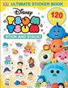 Ultimate Sticker Book: Disney Tsum Tsum Stick and Stack!