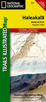 Haleakala National Park: Trails Illustrated National Parks