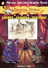Geronimo Stilton Graphic Novels #16: Lights, Camera, Stilton!