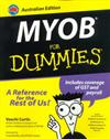 Myob for Dummies: Australian Edition