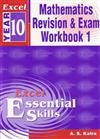 Mathematics Revision and Exam Workbook 1 Year 10