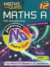 Maths Quest Maths a Year 12 for Queensland 2E & EBookPLUS