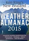 Ken Ring's New Zealand Weather Almanac 2015