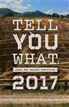 Tell You What: Great New Zealand Nonfiction: 2017: No. 3
