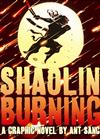 Shaolin Burning: A Graphic Novel