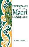 A Dictionary of the Maori Language