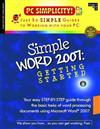 Simple Word 2007: Getting Started
