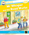 Mr Whisper and the Road Works - Small Book