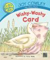 Wishy-Washy Card - Small Book