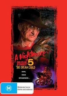 Nightmare On Elm Street 5 - Dream Child