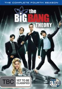 Big Bang Theory - Complete 4th Season
