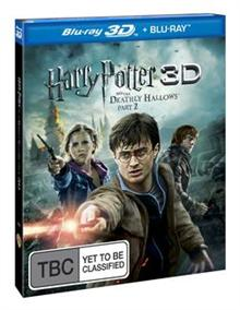 Harry Potter & The Deathly Hallows Part 2 (3D)