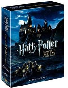 Harry Potter, The Complete Collection Box set