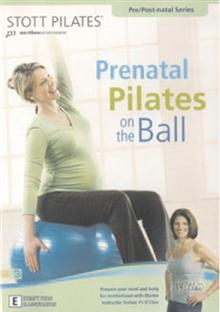 Stott Pilates - Pre-Natal Pilates on the Ball
