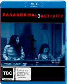 Paranormal Activity 3 - Extended Cut