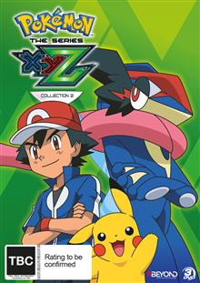 Pokemon the Series: XYZ Collection 2