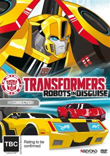 Transformers: Robots in Disguise - Misdirection