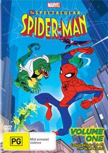 SPECTACULAR SPIDER-MAN - VOLUME 01