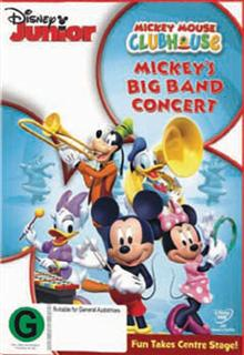 Mickey Mouse Club House - Big Band Concert