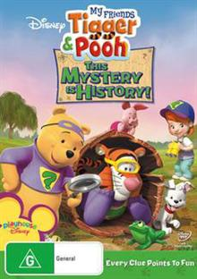MY FRIENDS TIGGER & POOH: THIS MYSTERY IS HISTORY