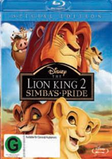Lion King 2 - Simba's Pride