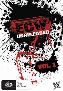 WWE ECW Unreleased Volume 1