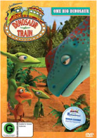 Jim Henson's Dinosaur Train: One Big Dinosaur