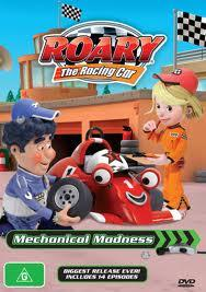 Roary the Racing Car Mechanical Madness