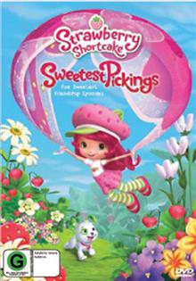 Strawberry Shortcake - Sweetest Pickings