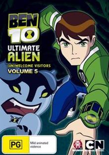 Ben 10 Ultimate Alien - Vol 5