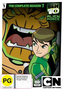 Ben 10 Alien Force Complete - Season 1