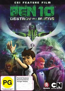Ben 10 - Destroy All Aliens (Cgi Feature Film)
