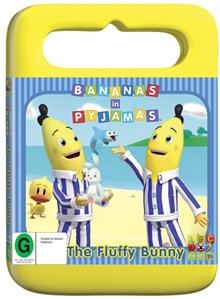 Bananas in Pyjamas - Fluffy Bunny