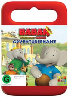 Babar and the Adventures of Babou: Adventurephant