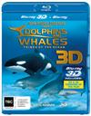 Dolphins And Whales: Tribes of the Ocean (3D BD / 2D BD)
