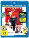 Despicable Me 2D (BD) Incl DVD & Digital Copy