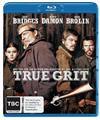 True Grit (2010) (2 disc triple play)