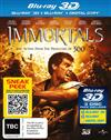 Immortals (BD + 3D BD + Digital Copy)