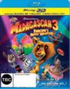 Madagascar 3 - Europe's Most Wanted 3D Superset