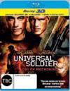 Universal Soldier 4 - Day of Reckoning 2 Disc 3D Superset