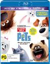 Secret Life of Pets, The UV 3D
