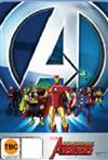 The Avengers Earth's Mightiest Heroes: Complete Second Season