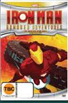 Iron Man Armored Adventures: The Makluan Ring Saga - Annihilation