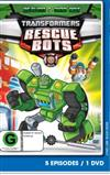 Transformers Rescue Bots: Return of the Dino Bot